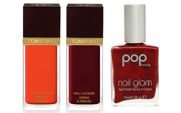 Red Nail Polish For Dark Skin Tone