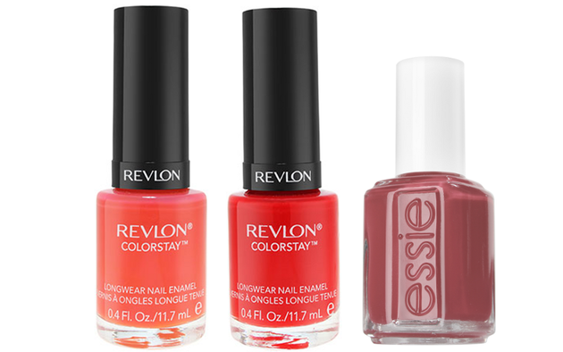 Red Nail Polish For Warm Skin Tone