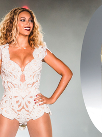 Beyonce Prepares to Launch Rise Fragrance