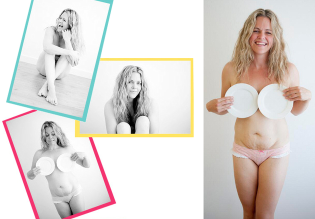 Body Image Movement Founder Praised for Promoting a Realistic View on Post Baby Bodies