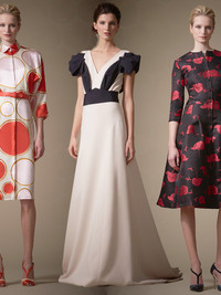 Carolina Herrera Pre-Fall 2014 Collection