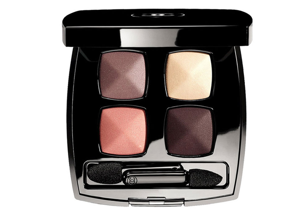 Chanel Lumieres Facettes Eyeshadow Quad