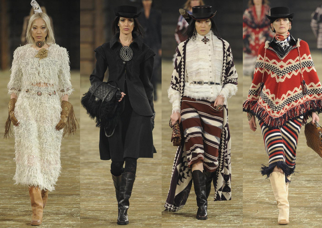 Chanel Pre Fall 2014 Looks  (1)