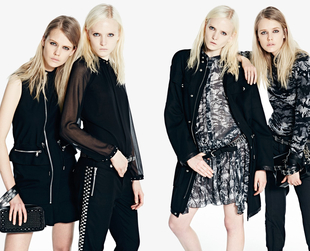 Have a look at the stunning alternatives for pre-fall 2014 from the Diesel Black Gold label.