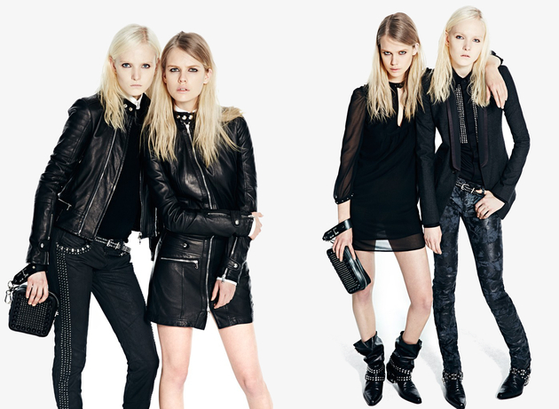 Diesel Black Gold Pre Fall 2014 Designs