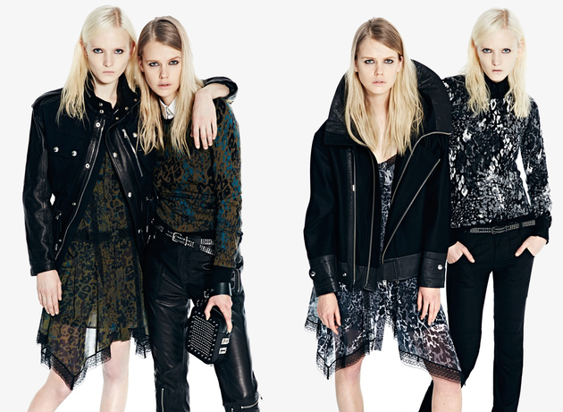 Diesel Black Gold Pre-Fall 2014 Collection