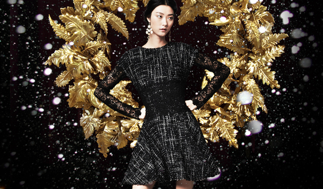 Dolce   Gabbana Holiday 2013 Ads