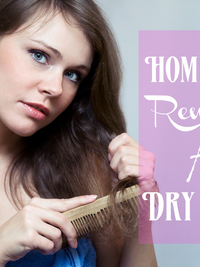 Effective Homemade Remedies for Dry Hair