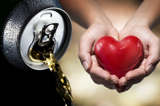 Energy Drinks Might Alter Heart Function