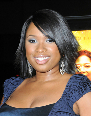 Jennifer Hudson Shag Haircut