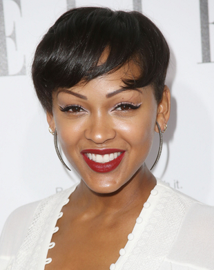 Meagan Good Pixie Haircut