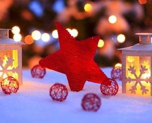 One of the best parts of the winter holidays is adorning your home with cheerful and festive decorations. If you lack inspiration this season, here are some great Christmas decorating ideas.