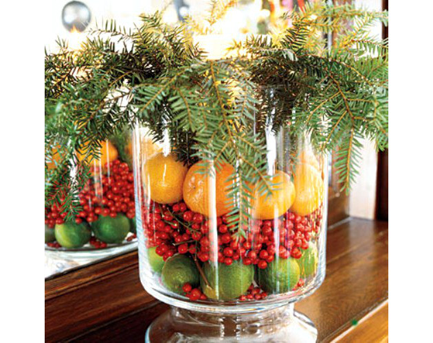 Christmas Decor Greenery