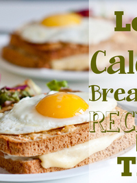 Great Skinny Breakfast Recipes