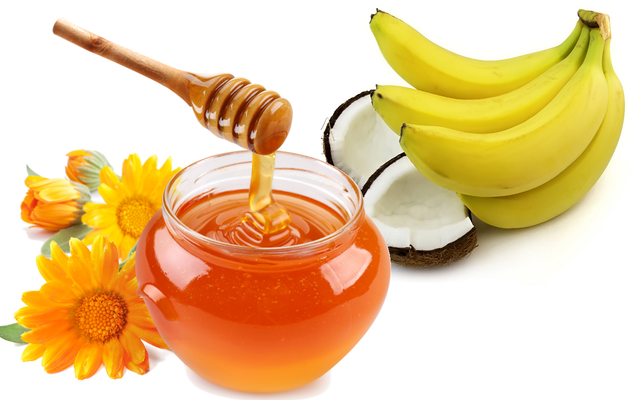 Banana Milk And Honey Hair Mask