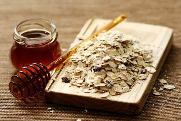 Honey And Oats
