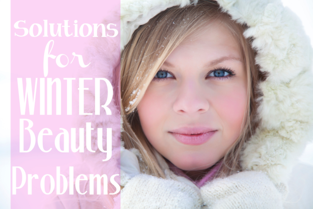 Great Remedies for Winter Beauty Problems