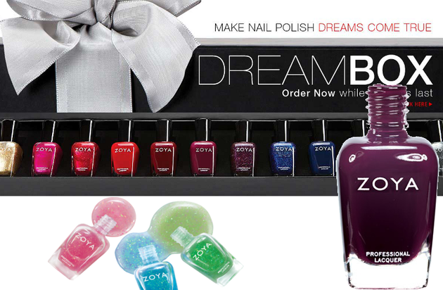 Zoya Vegan Nail Polish