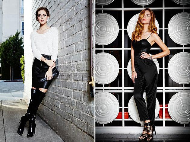 Guess Holiday 2013 Ad Campaign