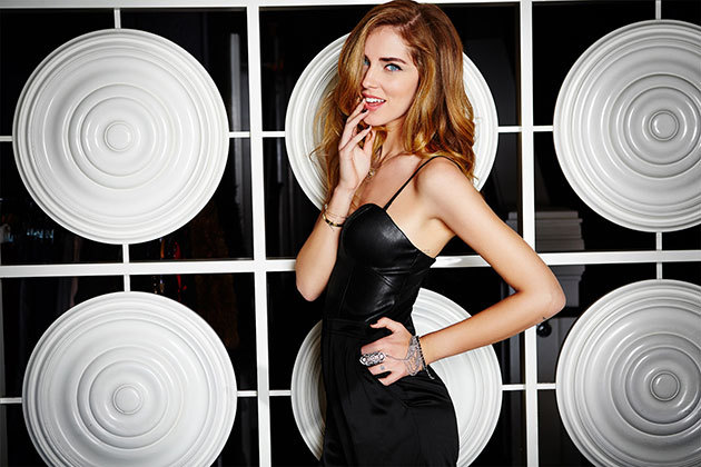 Guess Holiday 2013 Campaign