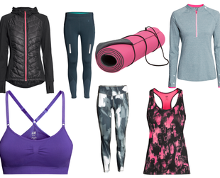 Need a new workout outfit? Soon you might be able to find it in H&M stores near you. Learn more!
