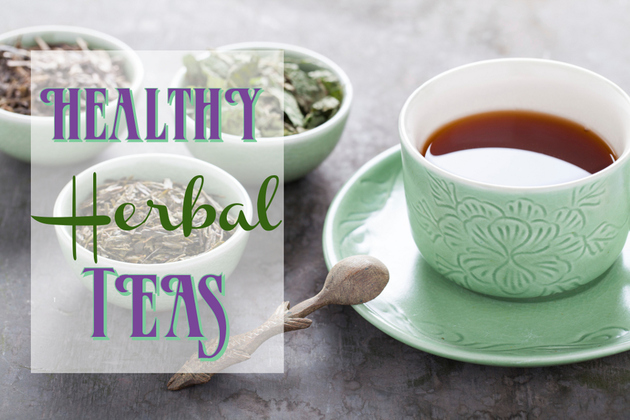 Healthiest Herbal Teas to Drink