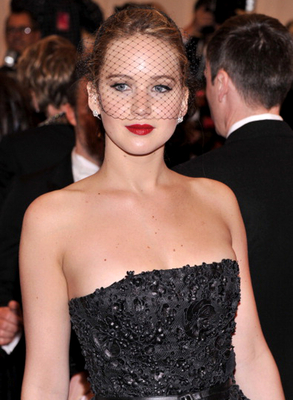 Jennifer Lawrence Costume Institute Gala