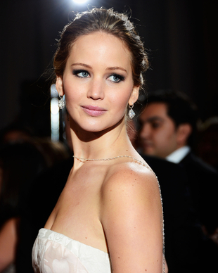 Jennifer Lawrence Oscars Hair And Makeup