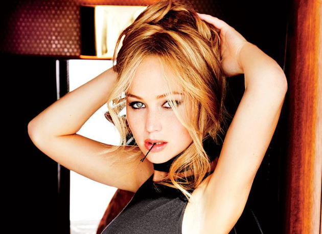 Jennifer Lawrence's Best Beauty Moments in 2013