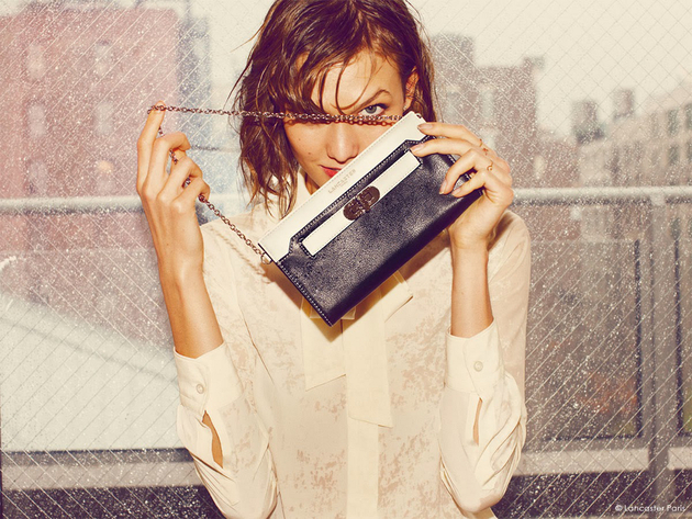 Karlie Kloss For Lancaster 2014 Campaign