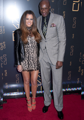 Khloe Kardashian And Lamar Odom Divorce
