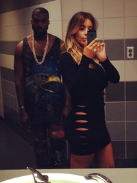 Kimye Style: Biggest Kim Kardashian and Kanye West Moments of 2013