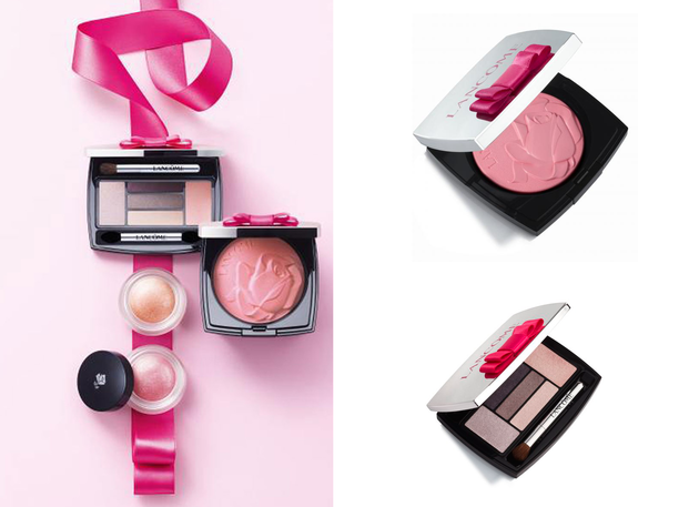 Lancome French Ballerina Spring 2014 Makeup