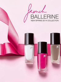 Watch - French lancome ballerine spring makeup collection video
