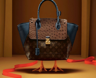 Have a look at the luxurious alternatives luxury retailer Louis Vuitton has prepared for the season!