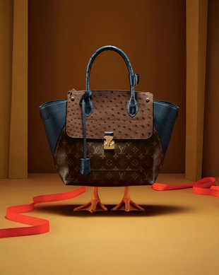 Louis Vuitton Holiday 2013 Catalog Look (1)