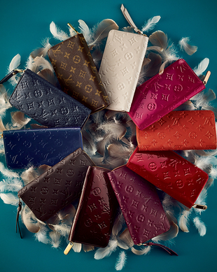 Louis Vuitton Holiday 2013 Catalog Look (11)