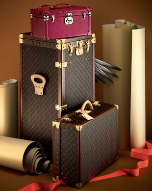 Louis Vuitton Holiday 2013 Catalog Look (3)