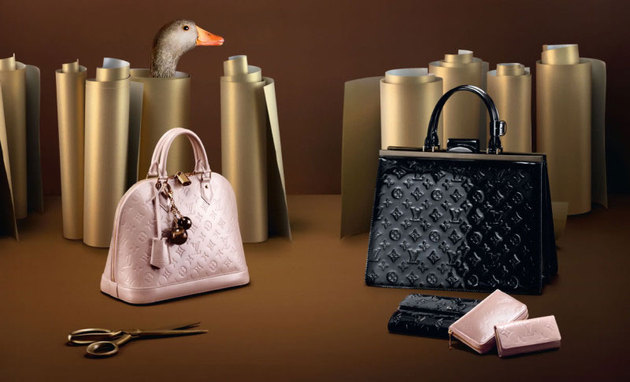Louis Vuitton Holiday 2013 Catalog