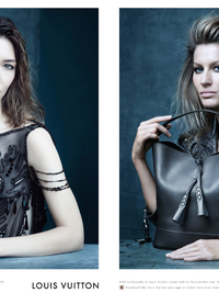 Louis Vuitton Spring 2014 Campaign