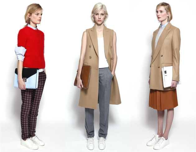 Michael Kors Pre Fall 2014 Looks  (3)