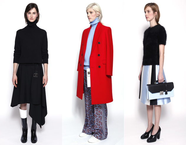 Michael Kors Pre Fall 2014 Looks  (4)