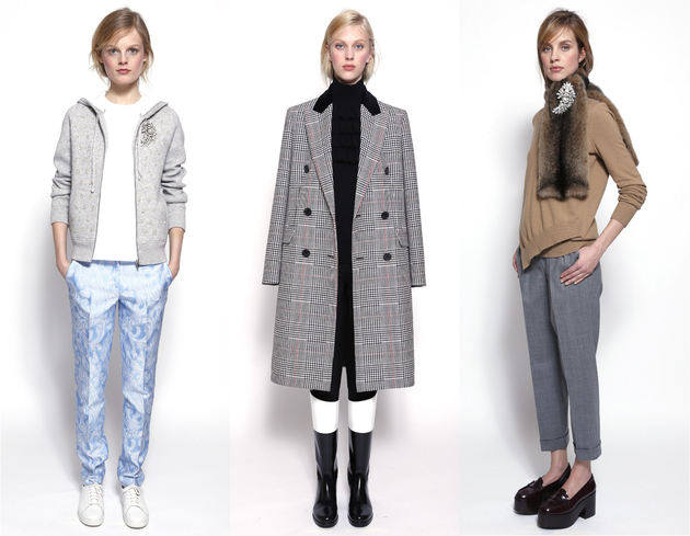 Michael Kors Pre Fall 2014 Looks  (6)