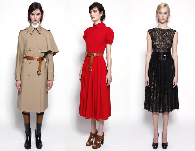 Michael Kors Pre Fall 2014 Looks  (7)