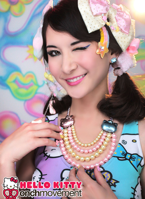 Onch Movement For Hello Kitty 2013  Jewelry Collection