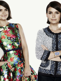 Oscar de la Renta for The Outnet Collection