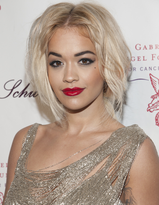 Rita Ora Fifty Shades Of Grey Movie Role