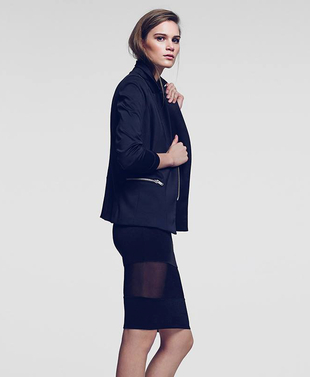Stradivarius Christmas  2013 Lookbook