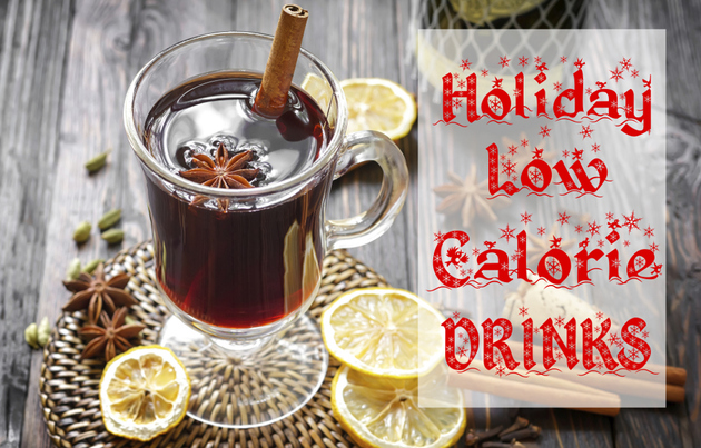 Tasty Low Calorie Drinks for the Holidays