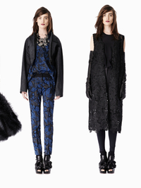 Vera Wang Pre-Fall 2014 Collection